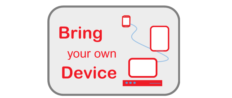 The hype of BYOD